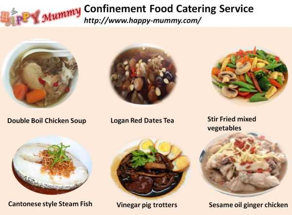Confinement food catering service singapore business startpage confinement food catering service singapore 600 x 400 forumfinder Images