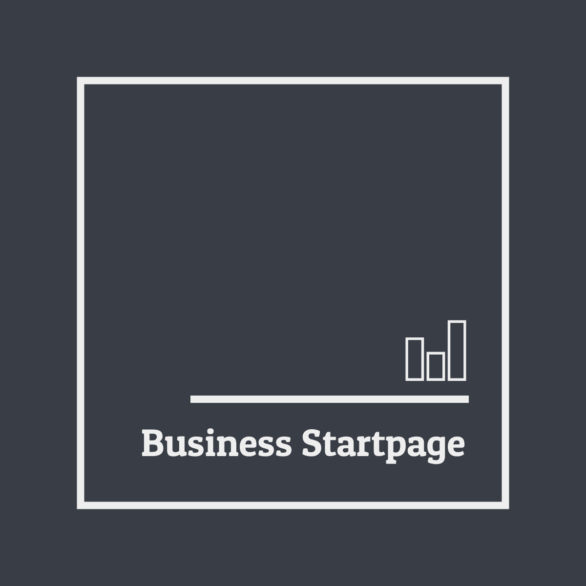 Business-startpage